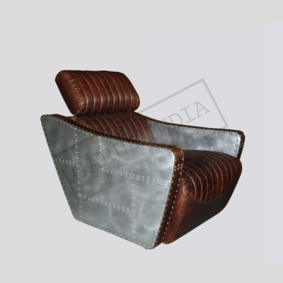 Avaitor Leather sofa