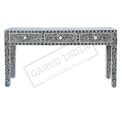 Bone Inlay Console