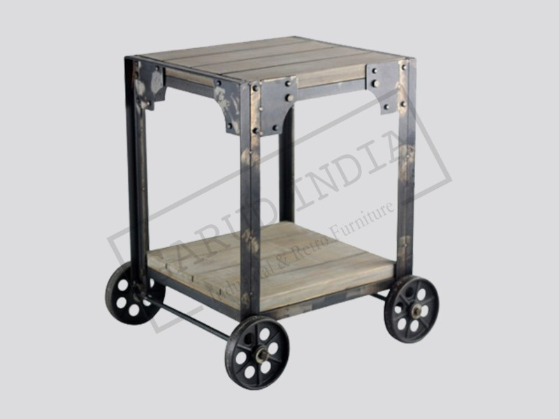 Industrial Tyred Table