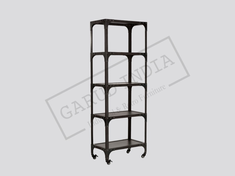 Industrial Bookshelf 2