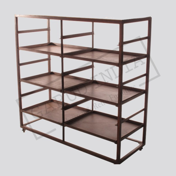 Industrial Bookshelf 1